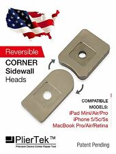 PlierTek iPad Mini/Air/Pro iPhone 5/5s Corner Sidewall Heads