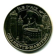 17 ILE D'AIX Napoléon et Fort Boyard, 2011, Monnaie de Paris