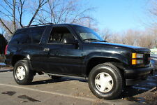 1996 GMC Yukon GT SPORT LOW RESERVE  5.7 4x4 VIDEO+ 172 PICTURES