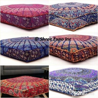 Floor Cushions Outdoor Daybed Indian