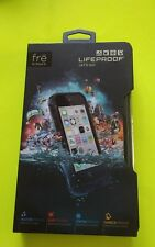 Authentic LifeProof Fre Waterproof Case for iPhone 5c Black