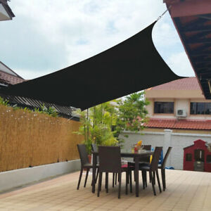 details about waterproof sun shade sail uv block outdoor canopy patio garden yard pool cover p