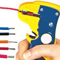 Automatic Self Wire Striper Cutter Stripper Crimper Pliers Terminal Hand Tool
