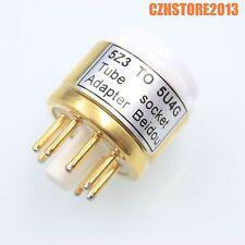 1PC 5Z3/WE274A/80 to 5U4G/5Z4P/WE274B Vacuum Tube Socket Adapter Converter