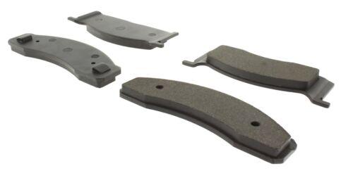 C-TEK Metallic Brake Pads-Preferred fits 1968-1973 Mercury Cougar Montego Cougar