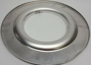 14 inch spun aluminum air cleaner base for Holley Dominator 4500 series carbs