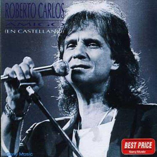 Carlos Roberto - Amigo [New CD]