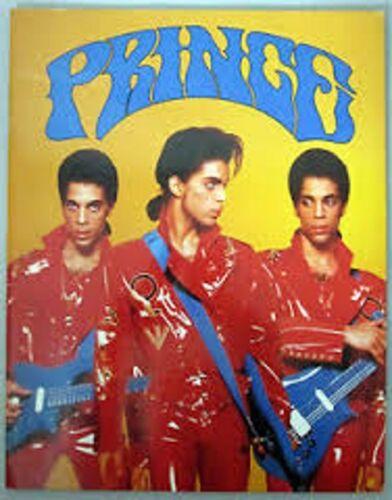 Prince 1990 Nude Tour Program Book