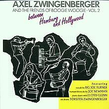 Between Hamburg and Hollywood von Axel Zwingenberger, Big ... | CD | Zustand gut