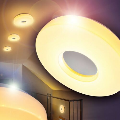 LED Deckenleuchte Design Deckenlampe Bad Flur Leuchte Strahler Zimmer Lampe IP44