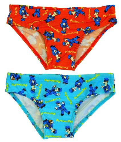 Garçons Postman Pat Natation Bref Swim Pool Beach Trunks 2 To 6 ans