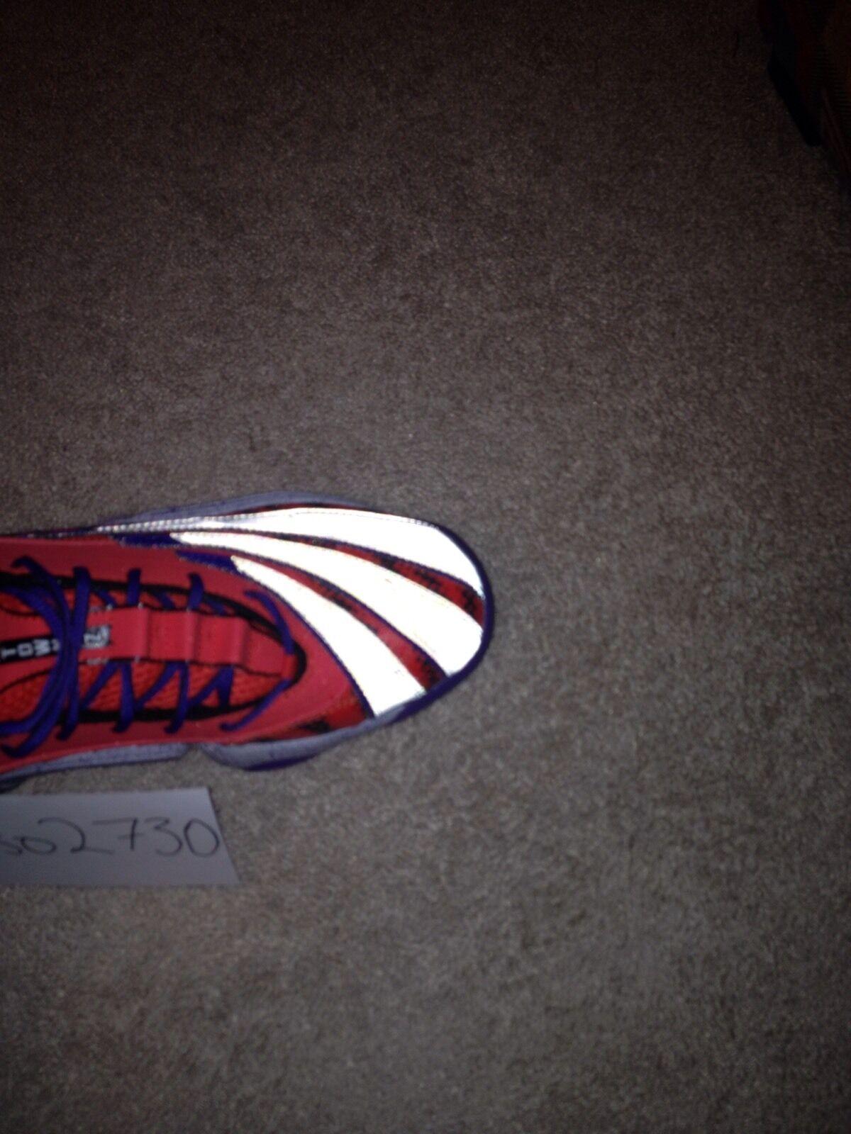 adidas damian lillard vrai roy taille 10 limited ed ed ed seuleHommes t 530.authentique 7e36ea