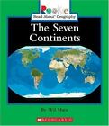 Rookie Read-About Geography: The Seven Continents by Wil Mara (2005, Hardcover)