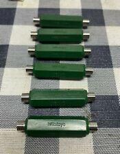 Mitutoyo 167 142 Standard 2 Sae Micrometer Standard Gage Block For Calibrating