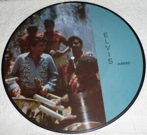 Elvis-Presley-Hawaii-Vinyl-LP-Picture-Disc-Unofficial-Release-Ltd