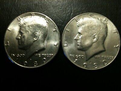 2000 P Kennedy 50c AU//BU Half Dollar Roll no silver Mint About UNC MS 50 Cent