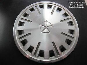 1984-1989-Dodge-Aries-Dodge-Omni-Plymouth-Horizon-Plymouth-Reliant-Hubcap-OEM