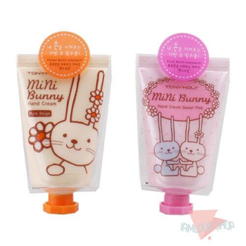 [TONYMOLY] Mini Bunny Hand Cream #2 Sweet Pink 30ml Fragrant Moist Care