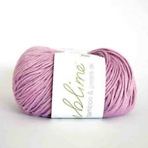 Sublime-Bamboo-amp-Pearls-DK-Yarn-RRP-5-04-OUR-PRICE-4-45-DISCONTINUED