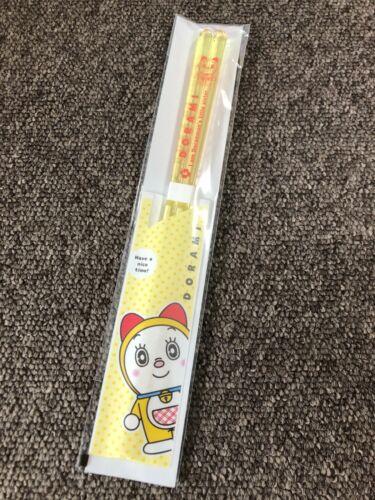 Doraemon /& Friends Clear Chopsticks Dorami Light Yellow 491512 MADE IN JAPAN