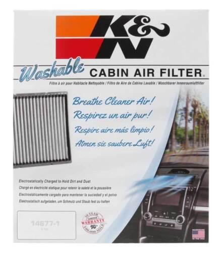 VF2000 k/&n cabine pollen filtre à air-genuine brand new kn produit dans la boîte!