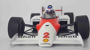 Minichamps 530861802 1/18 1986 Mclaren Tag Mp4 / 2c Keke Rosberg F1 Modèle 4012138145160