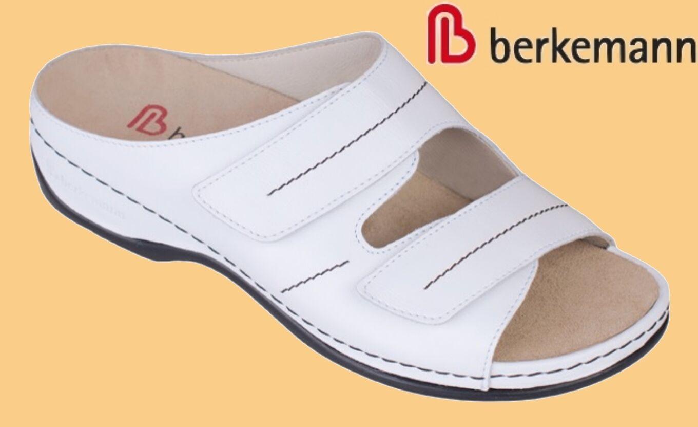 Pantoletten Stretch Clogs Hausschuhe Pantoffeln Berkemann Stretch Pantoletten WECHSELFUßBETT div Gr 613066