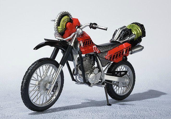 S. H. Figuarts Masked Kamen Rider Construye Máquina Constructor & Partes Set