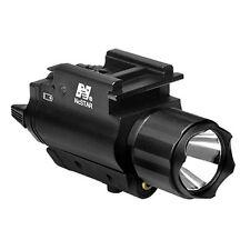 NcSTAR AQPFLS Tactical Compact Flashlight Green Laser Quick Release Attachment