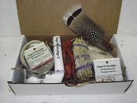 Sage Smudge Kit Travel Kit Gift Set With Gift Card