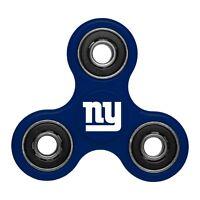 2x York Giants Hand Spinner Tri Fidget Toy Edc Kids Adult Stocking Stuffer