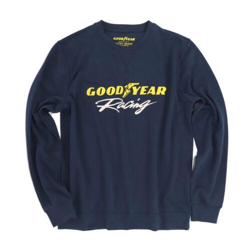 Lucky Racing da Felpa Navy Nwt Brand Goodyear Xxl grafica 191671695258 uomo rqr6wFnE8