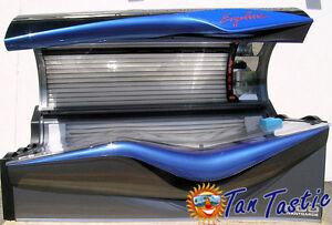Ergoline 600 Avantgarde Turbo Laydown Sunbed Tanning