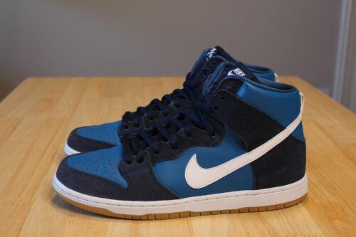 Nike SB Zoom Dunk High Industrial Blue 854851 414
