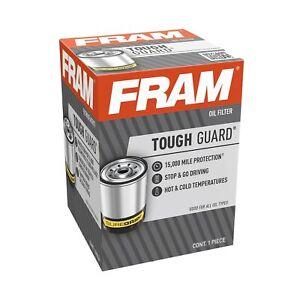 FRAM Tough Guard 15K Mile Change Interval Passenger Car Spin-On Oil Filter