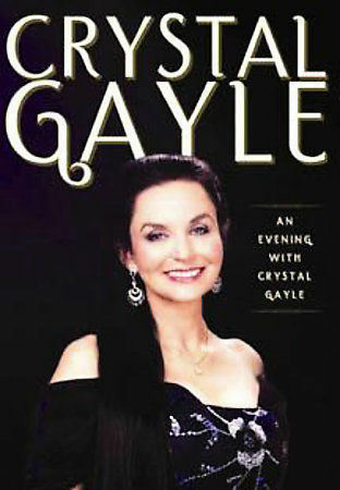Crystal Gayle An Evening With Crystal Gayle Dvd 2006 For Sale Online Ebay