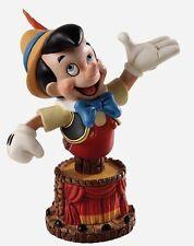 Pinocchio Bust Figurine Disney Grand Jester Studio Ltd Edition 3000 NEW 4038502