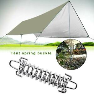 Travel Camping Tent Spring Rope Buckle Windproof High Strength
