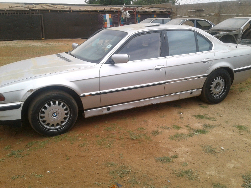 BMW e38  shape 740 parts for sale from R500