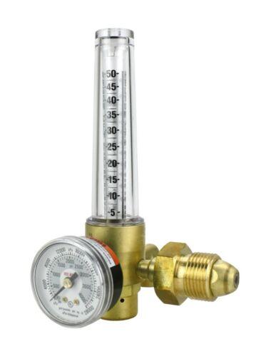 VICTOR Flowmeter Regulator Gauge for Argon//CO2 For TIG and MIG Welding