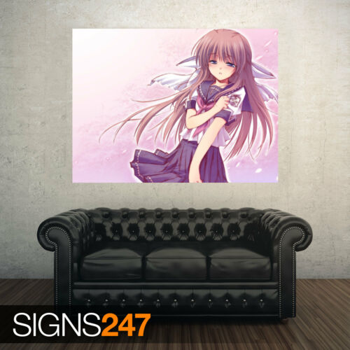 3192 Picture Poster Print Art A0 A1 A2 A3 A4 Anime Poster ANIME GIRL 184
