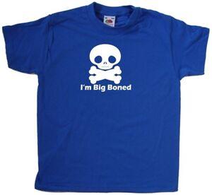 Im Big Boned Kids T-Shirt