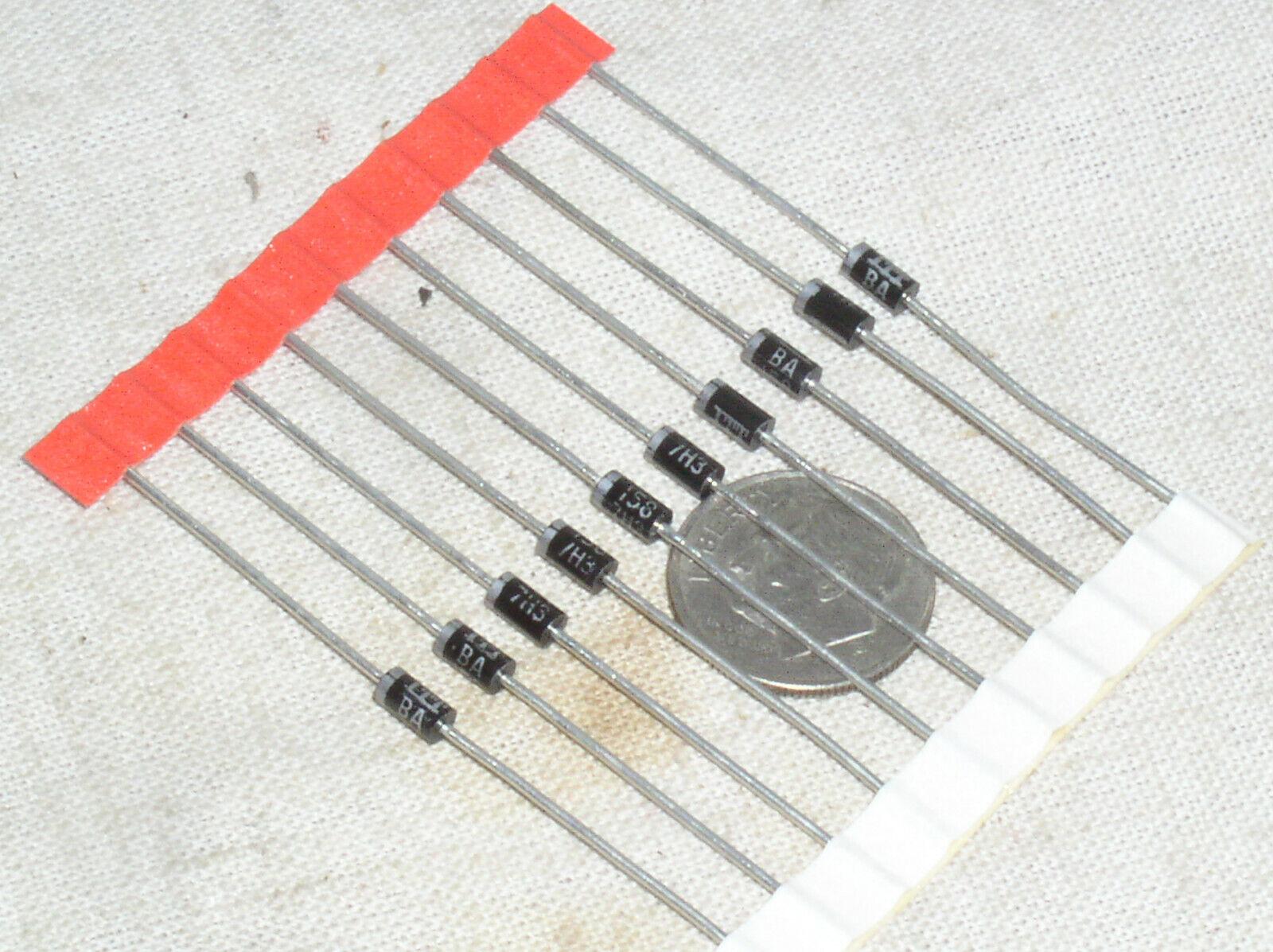 10  BA159 DIODO Fast Switching Plastic Rectifier N