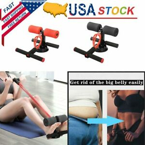 Details about  /Sit Up Bar Assistant Abdominal Gym Exercise Workout Machine Fitness Home Use US