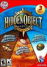 Hidden Object Collection - Amazing Adventures by POP CAP GAMES