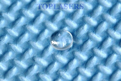 6.2mm Aspherical Glass Focusing Lens 2.8mm Focal Length for 400nm-700nm Lasers