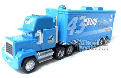 Custom Disney Pixar Cars Movie the King Hauler Truck Trailer Toy