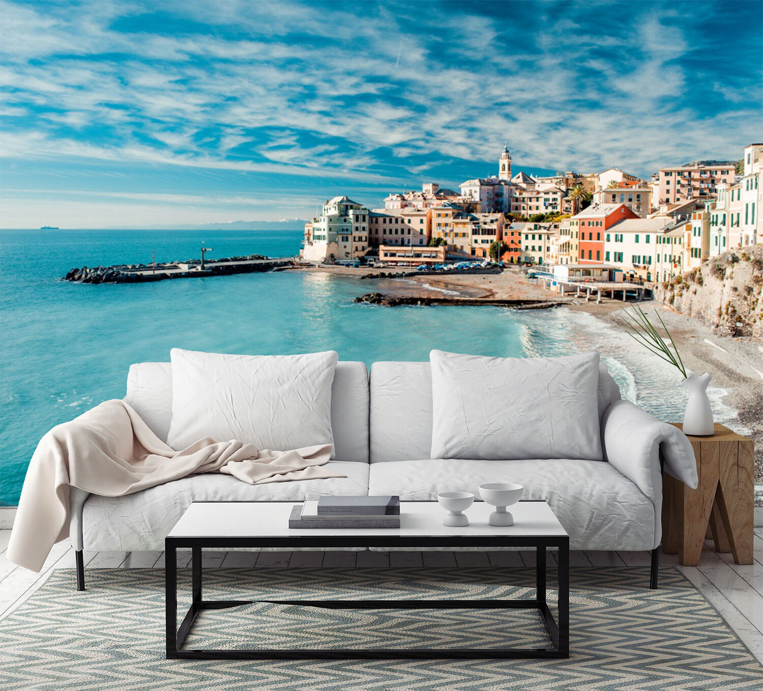 3D  Cinque Terre 3083 Paper Wall Print Wall Decal Wall Deco Indoor Murals