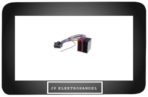 ISO Autoradio Adapter SONY CDX-GT470UM CDX-GT472UM CDX-GT474UM