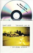 HOWE GELB 'Sno Angel Like You 2016 UK 16-track promo CD Giant Sand